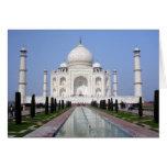 Taj Mahal, Agra, India Greeting Cards