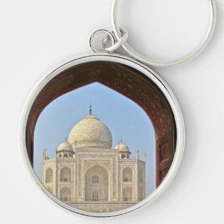 Taj Mahal, Agra, India Keychain