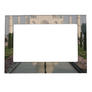 Taj Mahal, Agra, India Magnetic Frame