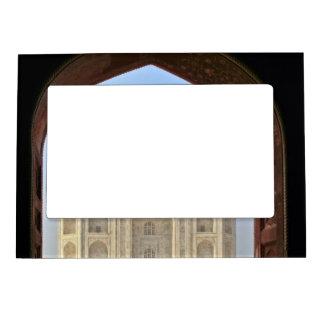 Taj Mahal, Agra, India Magnetic Photo Frame