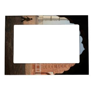 Taj Mahal, Agra, India Magnetic Picture Frame