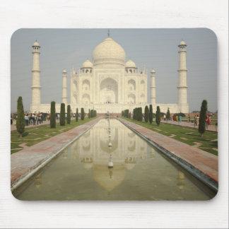 Taj Mahal Agra India Mousepads