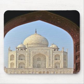 Taj Mahal Agra India Mouse Pad