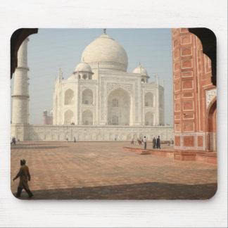 Taj Mahal Agra India Mouse Pads