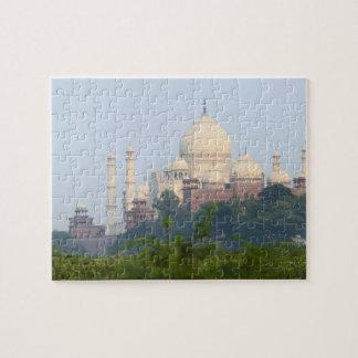 Taj Mahal, Agra, India Puzzles