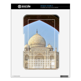 Taj Mahal Agra India Skin For Kindle