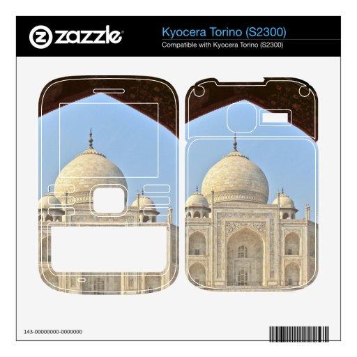 Taj Mahal, Agra, India Skins For Kyocera Torino