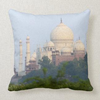 Taj Mahal, Agra, India Throw Pillow