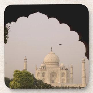 Taj Mahal, Agra, Uttar Pradesh, India 2 Drink Coaster