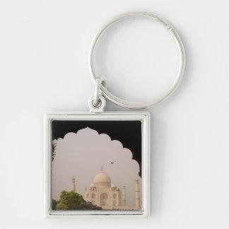 Taj Mahal, Agra, Uttar Pradesh, India 2 Keychain