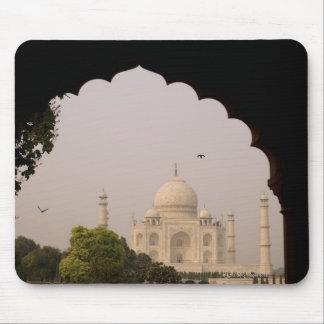 Taj Mahal Agra Uttar Pradesh India 2 Mouse Pads