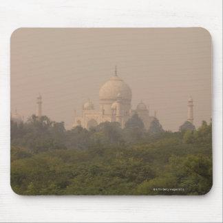 Taj Mahal Agra Uttar Pradesh India 4 Mousepad