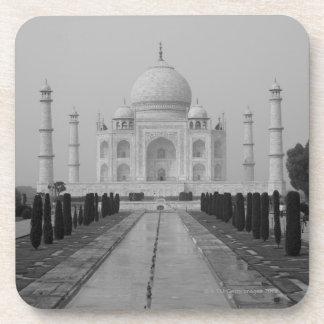 Taj Mahal, Agra, Uttar Pradesh, India 5 Beverage Coaster