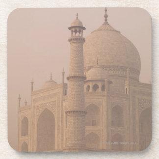 Taj Mahal, Agra, Uttar Pradesh, India 6 Beverage Coaster