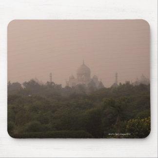 Taj Mahal Agra Uttar Pradesh India Mouse Pads