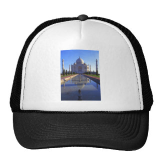 Taj Mahal at Agra Trucker Hat