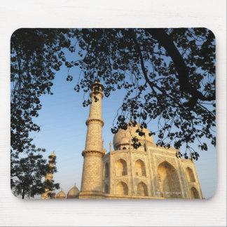 Taj Mahal at sunrise Agra India 2008 Mousepad