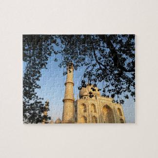 Taj Mahal  at sunrise. Agra, India 2008. Jigsaw Puzzles