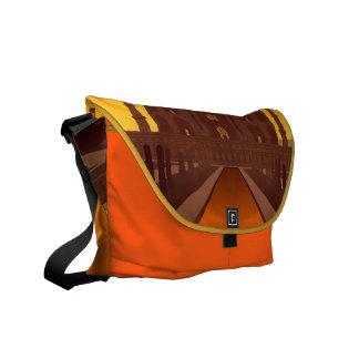 Taj Mahal Bag Messenger Bags