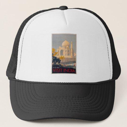Taj Mahal Cap