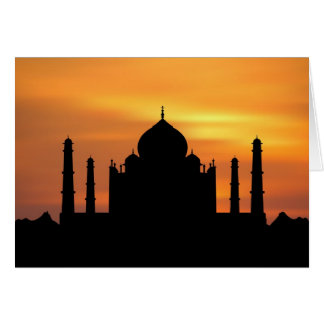 Taj Mahal Greeting Cards  Zazzle