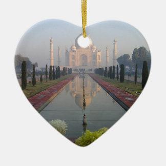 Taj Mahal Ceramic Ornament