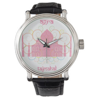 Taj Mahal Custom Watch