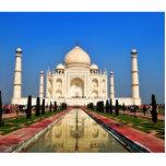 Taj Mahal Cut Out