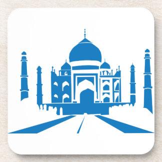 Taj Mahal Drink Coaster