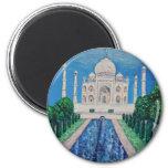 Taj Mahal Fridge Magnets