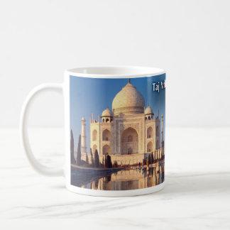 Taj Mahal Historical Mug