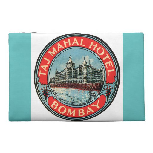 Taj Mahal Hotel India Travel Accessory Bag