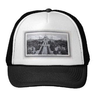 Taj Mahal India 1920s Vintage Trucker Hat