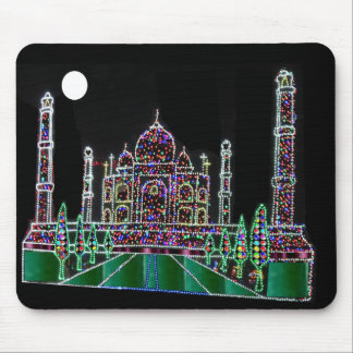 TAJ MAHAL India Asia Landmark Photography Mouse Pad