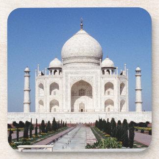 Taj Mahal India Beverage Coaster