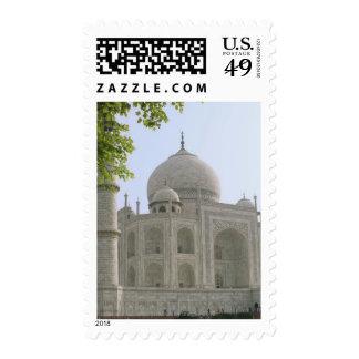 Taj Mahal, India Postage