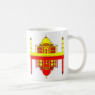 Taj Mahal Inspiration Coffee Mug