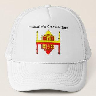 Taj Mahal Inspiration Trucker Hat