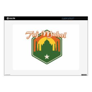 Taj Mahal Laptop Skin