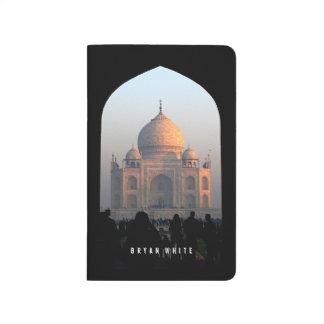 Taj Mahal Light of Dawn India Architecture Journal