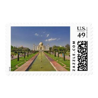 Taj Mahal mausoleum / Agra, India 2 Postage