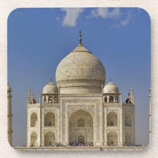 Taj Mahal mausoleum / Agra, India Beverage Coaster