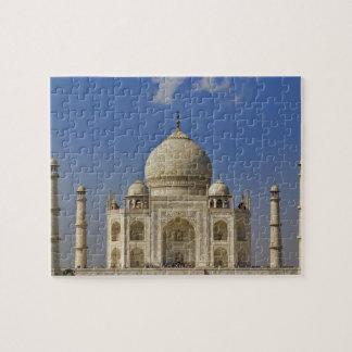 Taj Mahal mausoleum / Agra, India Jigsaw Puzzles