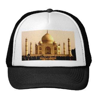 taj mahal mausoleum agra uttar pradesh grave mosqu trucker hat