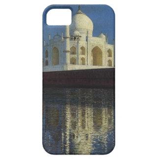 Taj Mahal Mausoleum by Vasily Vereshchagin iPhone SE/5/5s Case