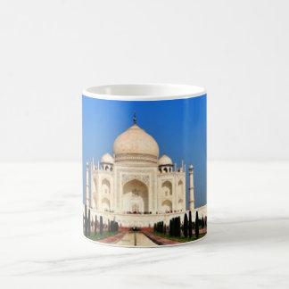Taj Mahal Coffee Mugs