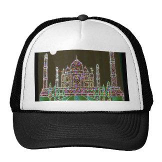TAJ Mahal Mughal Architecture India Agra Heritage Trucker Hat