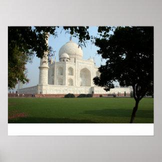 Taj Mahal Posters