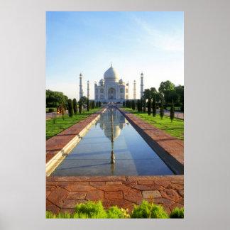 Taj Mahal Poster Print