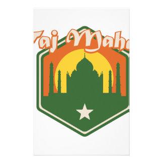 Taj Mahal Stationery